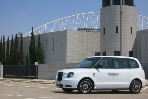 נהיגה ראשונה: המונית הלונדונית
