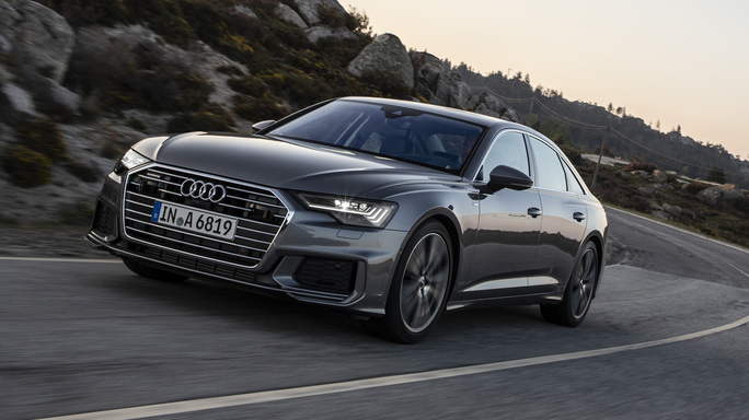 audi A6 new Extra