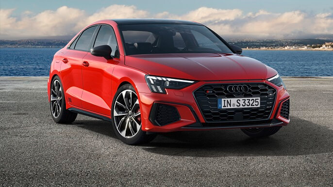 audi S3 new Front