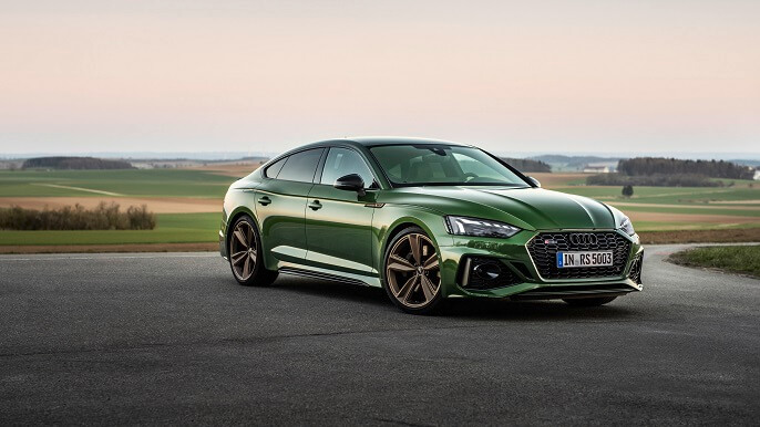 audi S5 new Front
