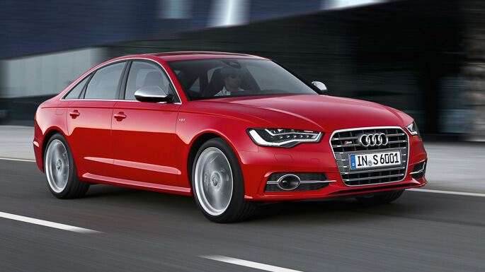 audi S6 RS6 2013 Extra