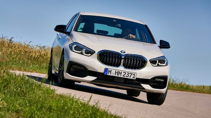 bmw 1 series new Extra