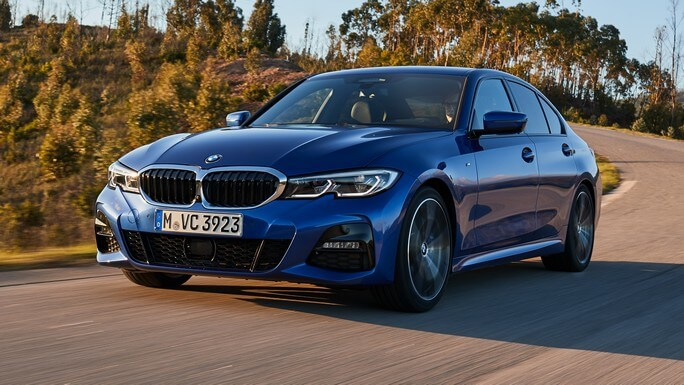 bmw 3 series new Extra