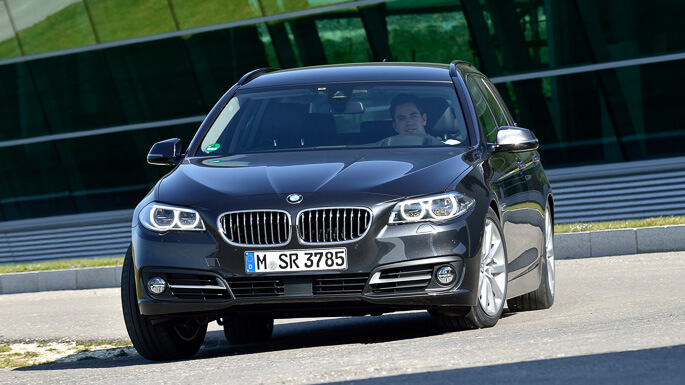 bmw 5 series touring 2013 Extra