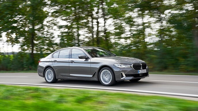 bmw 5 series new Extra