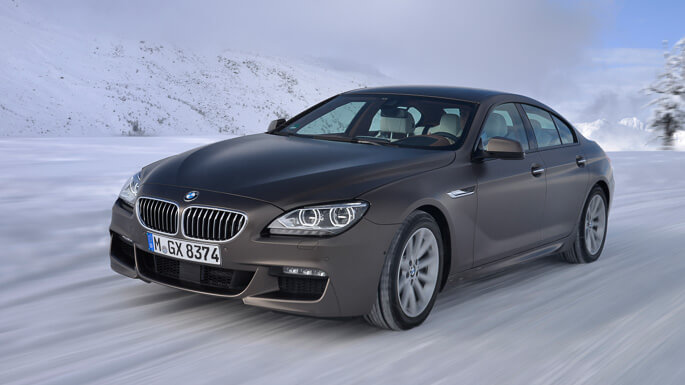bmw 6 series gran coupe 2012 Extra