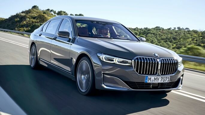 bmw 7 series new Extra