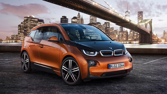 bmw i3 new front