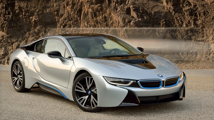 bmw i8 new front