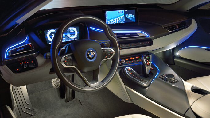 bmw i8 new interior