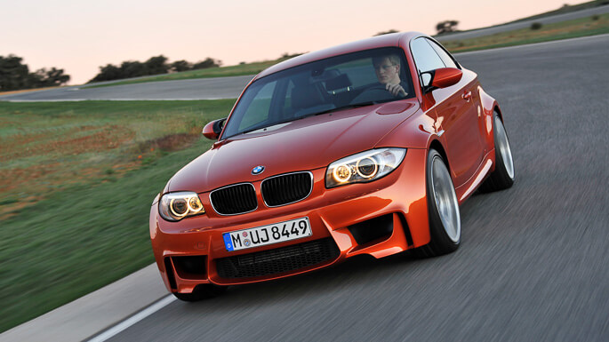 bmw M1 coupe 2011 Extra
