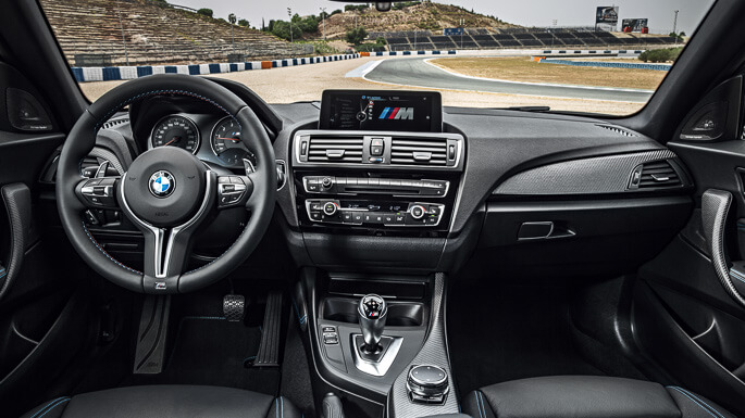 bmw M2 new Interior