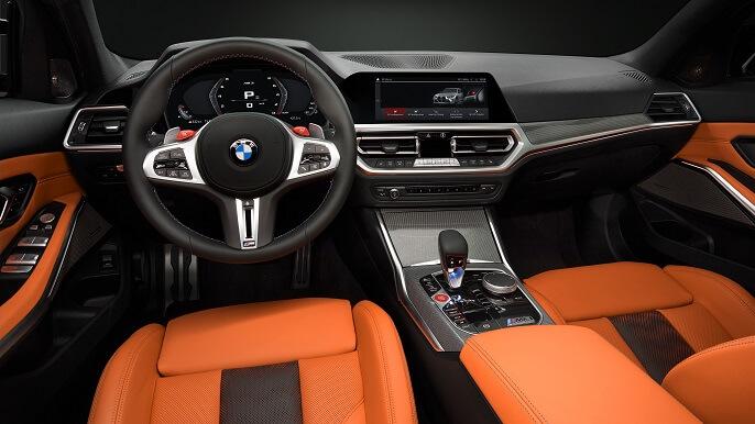 bmw M3 new Interior