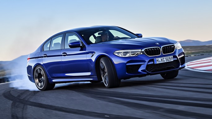 bmw M5 new Extra