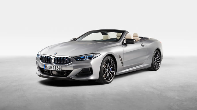 bmw 8 series new Extra