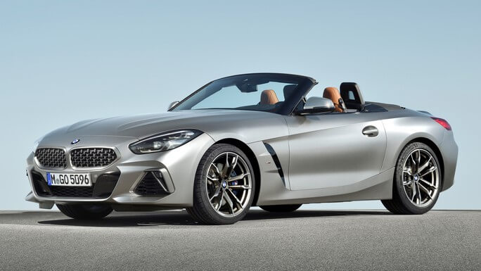 bmw Z4 new Front