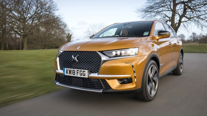 DS DS7crossback new Extra