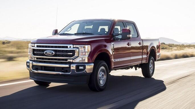 ford f 350 super duty new Extra
