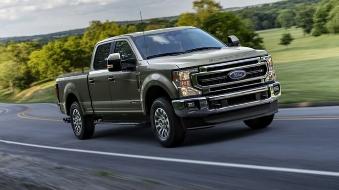 ford f 350 super duty new Front