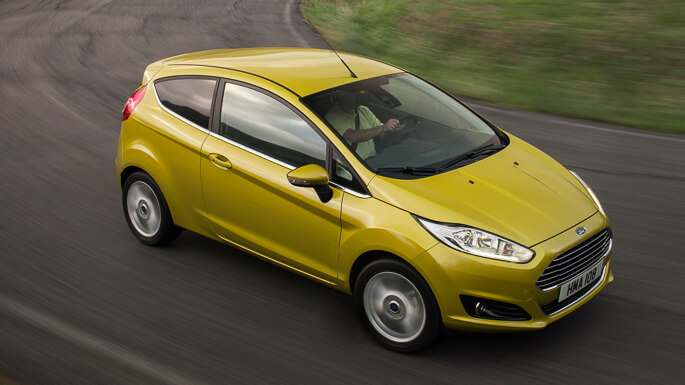 ford fiesta new Extra