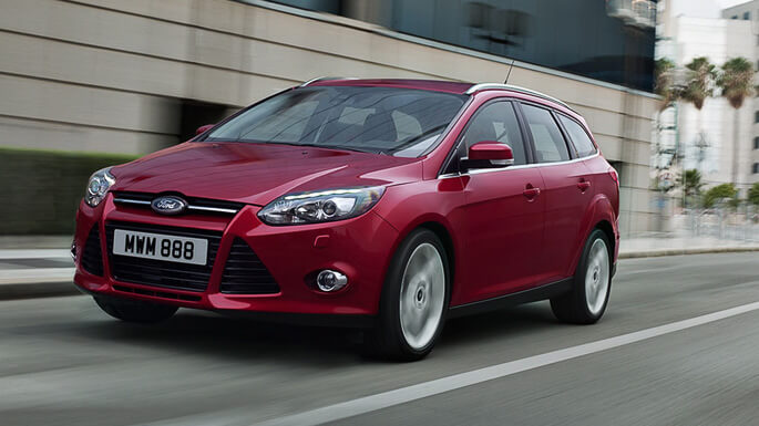 ford focus SW 2012 Extra