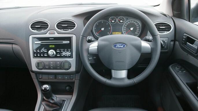 Icar פורד פוקוס 2006 2011
