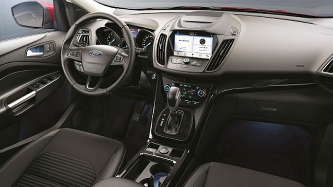ford kuga new Interior