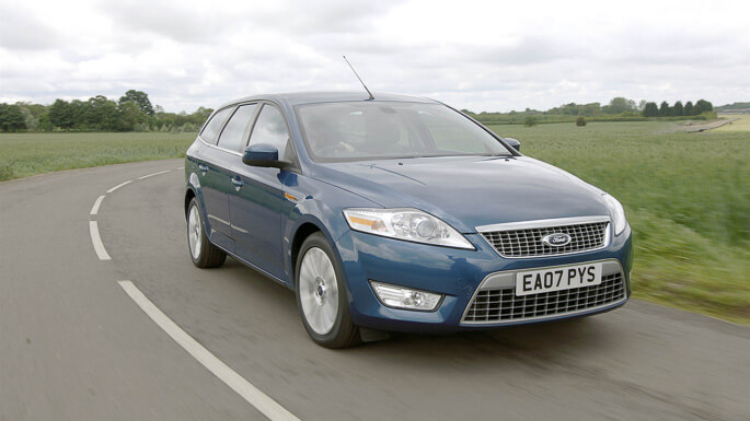 ford mondeo SW 2008 Extra