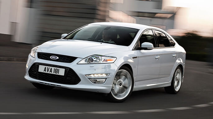 ford mondeo 2008 Extra