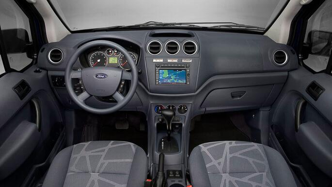 מיוחדים מידע מקיף ומקצועי על פורד טורנאו קונקט 2003-2014 - אתר iCar US-11