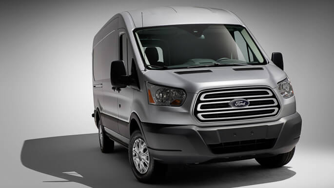 ford transit 2014 Extra