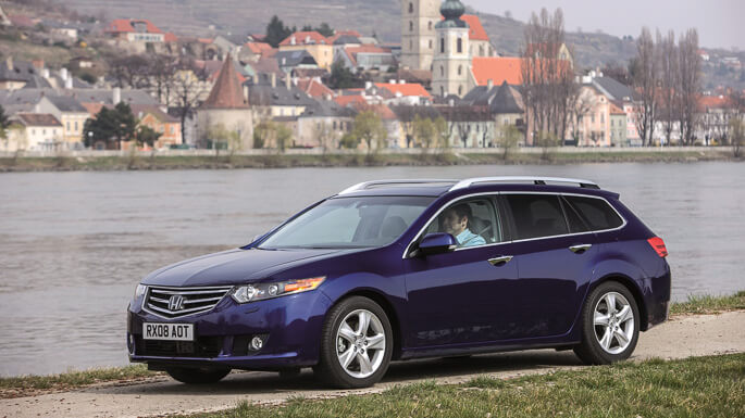 honda accord tourer 2008 Extra