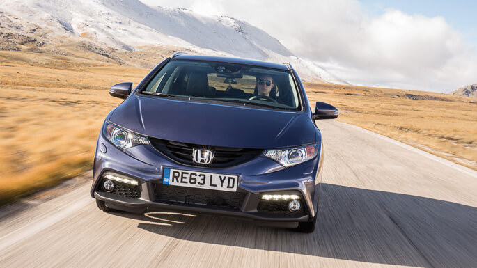 honda civic tourer 2014 Extra