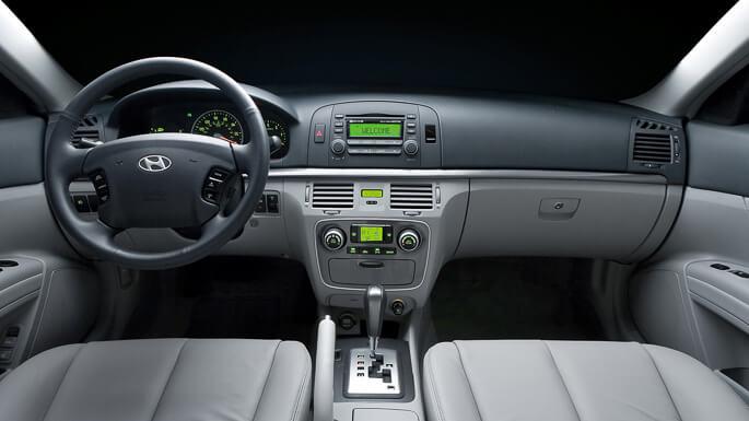 Icar for Hyundai sonata 2006 interior