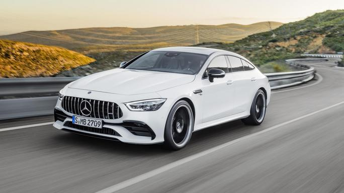 mercedes AMG GT new Extra