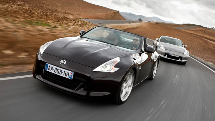 nissan 370z roadster 2010 Extra