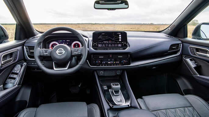 Icar for Interior nissan qashqai 2018