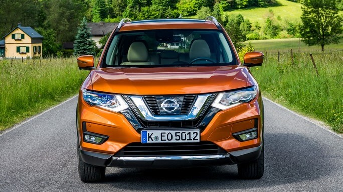 nissan x trail new Extra