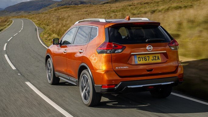 nissan x trail new Rear.JPG