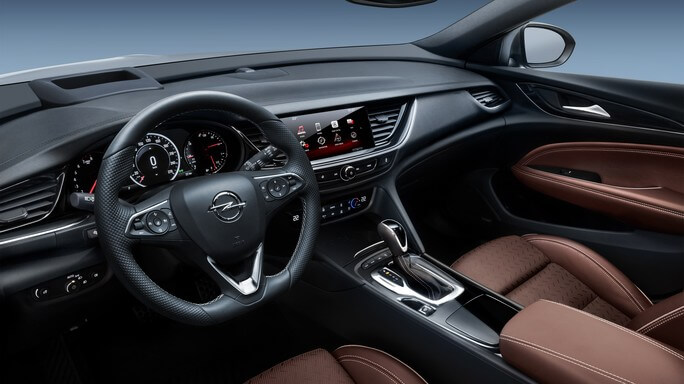 opel insignia new Interior