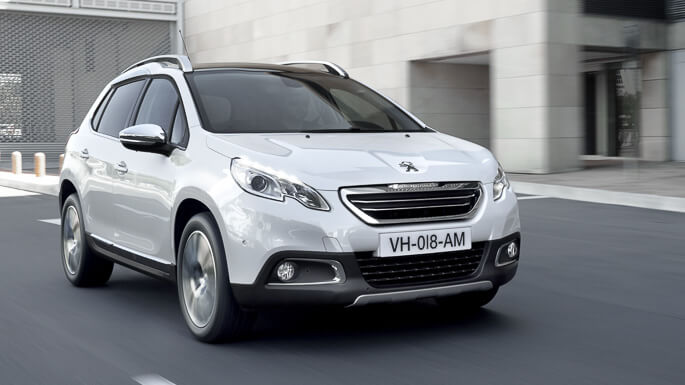peugeot 2008 2013 Extra