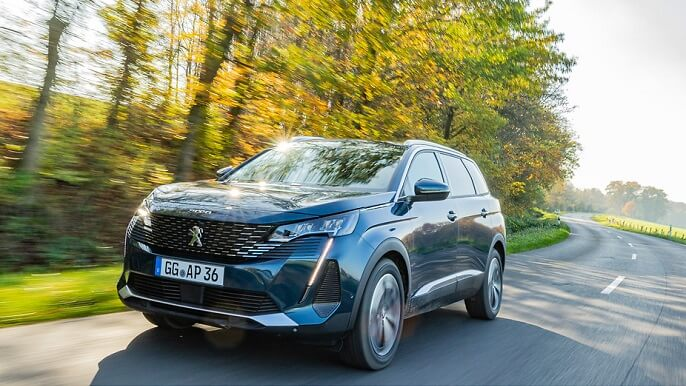 peugeot 5008 new Extra
