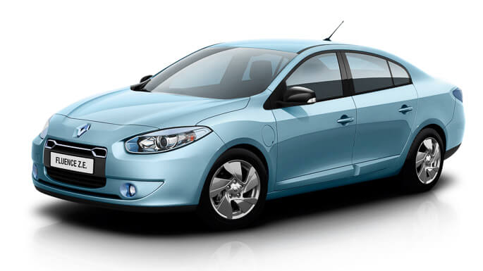 renault fluence electric 2011 Extra