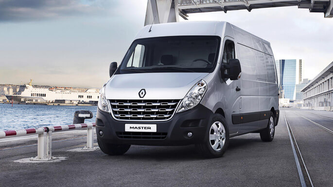 renault master 2010 Extra