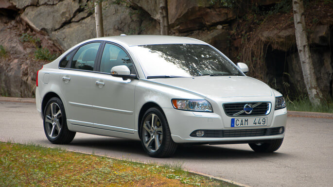volvo S40 2004 Front