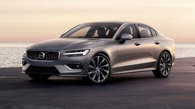 volvo S60 new Front