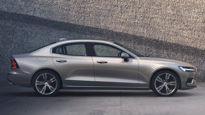 volvo S60 new Side