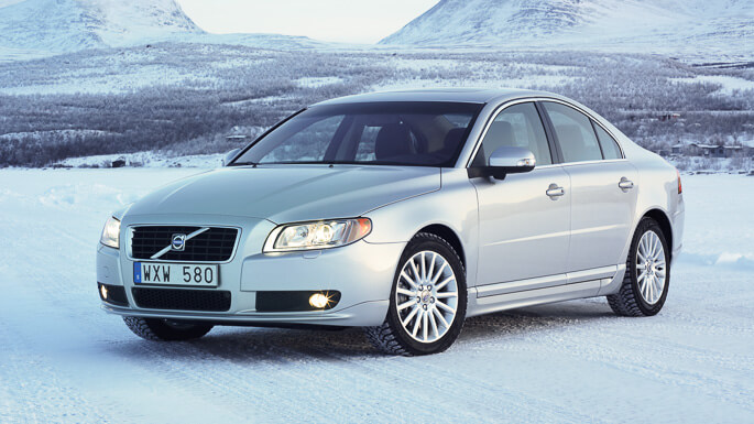 volvo S80 2007 Front