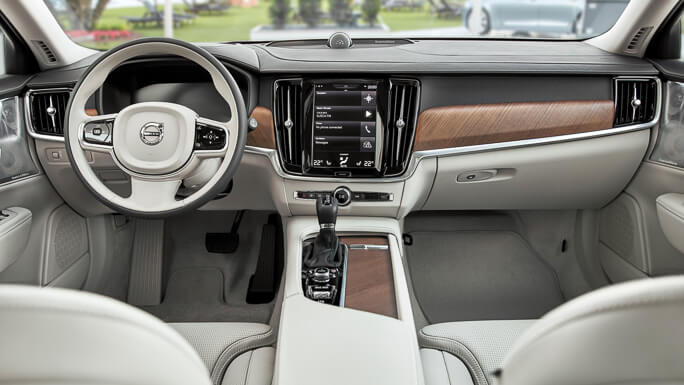 volvo s90 new interior