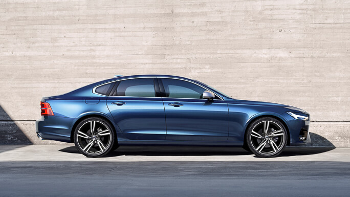 volvo s90 new side
